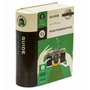 Photography Book Storage Tin
